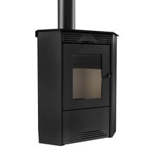 Calefator de Dupla Combustão Preto 890 GF Metávila