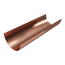 Calha PVC Cobre Classic 1,20mmx3m Odem