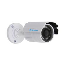 Câmera Bullet 2.0MP 1080P 24LEDS Metal Branco Greatek