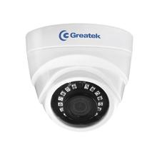 Câmera Dome HD720P 18LEDS Plástico Interno Branco Greatek