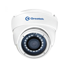 Câmera IP Dome 1.0MP 18LEDS Metal Greatek
