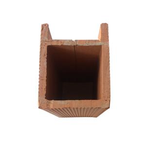 Canaleta Cerâmica 11,5x14x24cm Cerâmica Jad