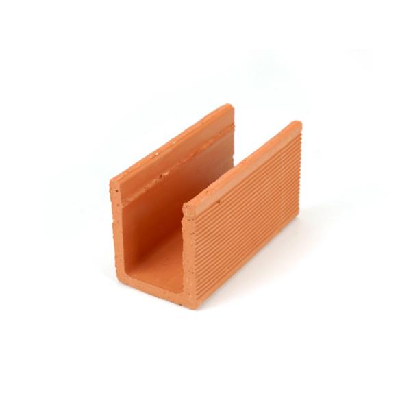 Canaleta cer mica alvenaria convencional 11 5x14x24cm - Ceramica leroy merlin ...
