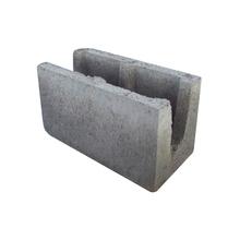 Canaleta de Concreto Estrutural 4,5 Mpa - 19x19x39cm - Classe B - JCRB Blocos