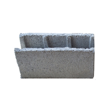 "Canaleta de Concreto ""de 20"" 39x19x19cm ACG Blocos"