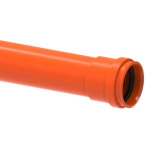 "Cano para Esgoto 3m 40mm ou 1.1/2"" Redux Tigre"