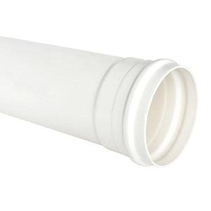 "Cano PVC Esgoto 150mm ou 6"" 3m Tigre"