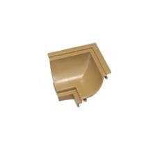 Canto Rígido de PVC 5x5cm Real PVC