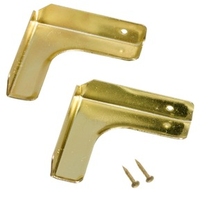 Cantoneira A54/25 Ouro 33mmx33mm Better's