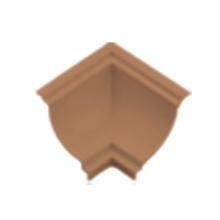 Cantoneira Interna Rígido de PVC 2x5cm Real PVC