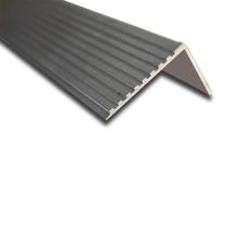 Cantoneira para degrau de escada de Sobrepor Frisada 3M Natural 5X3cm Alumínio