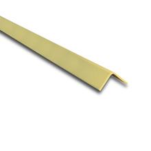 Cantoneira para Parede de Sobrepor 3M Bege 1,27cm Alumínio