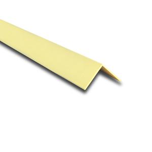 Cantoneira para Parede de Sobrepor 3M Bege 2,54cm Alumínio