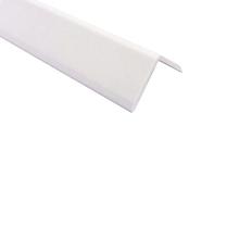 Cantoneira para Parede de Sobrepor 3M Branco 2,5cm PVC