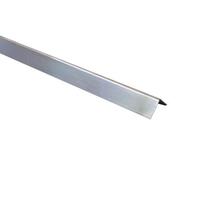 Cantoneira para Parede de Sobrepor 3M Brilhante 1,58cm Alumínio