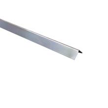 Cantoneira para Parede de Sobrepor 3M Brilhante 1,90cm Alumínio