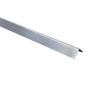 Cantoneira para Parede de Sobrepor 3M Brilhante 2,54cm Alumínio