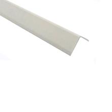 Cantoneira para Parede de Sobrepor 3M Cinza 1,5cm PVC