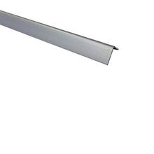 Cantoneira para Parede de Sobrepor 3M Cinza 2,5cm Alumínio