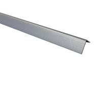 Cantoneira para Parede de Sobrepor 3M Fosco 2,54cm Alumínio