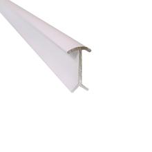 75ff32d0e8976 Cantoneira para Parede Embutir 3M Branco 1cm Alumínio