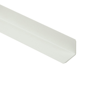 Cantoneira Parede Branco 2,5x2,5x300cm Tecnoperfil