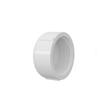 "Cap Branco PVC Água Fria 50mm ou 1.1/2"" Tigre"