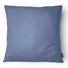 Capa de Almofada Barroque Veludo Azul 43x43cm