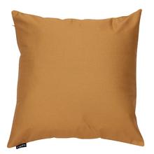Capa de Almofada Lisa Dourada 45x45cm