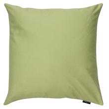 Capa de Almofada Lisa Verde 45x45cm
