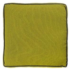 Capa de Almofada Quadrada Verde 40x40cm