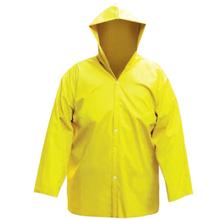 Capa de Chuva Amarelo Worker