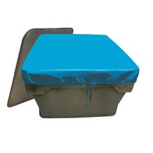Capa de proteção para caixa d'água 500 litros quadrada KLC