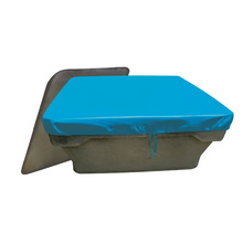 Capa de proteção para caixa d'água 500 litros retangular KLC