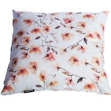 Capa p/ Almof Floral Veludo  BR 45x45