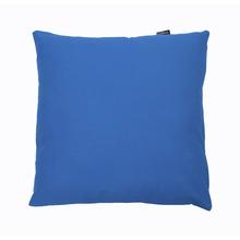 Capa para Almofada Lisa Algodão Azul 45x45cm Inspire