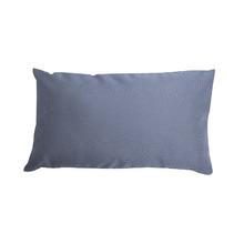 Capa para Almofada Oxford Cinza 30x50cm Inspire