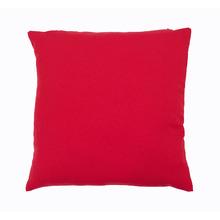Capa para Almofada Oxford Vermelho 45x45cm Inspire