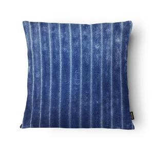 Capa para Almofada Soft Pelo Azul 43x43cm