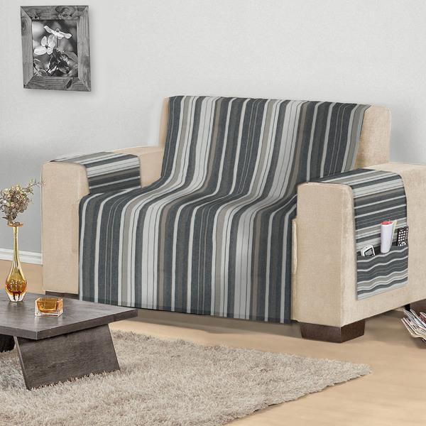 protetor para sof 2 lugares eg pcia marrom 1 75x2 50m leroy merlin. Black Bedroom Furniture Sets. Home Design Ideas