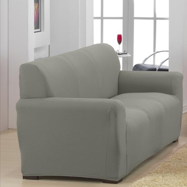 capa para sof 3 lugares anarruga cinza 1 00x2 00m leroy merlin. Black Bedroom Furniture Sets. Home Design Ideas