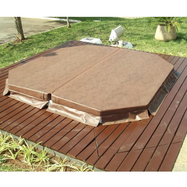 capa t rmica spa meridian jacuzzi leroy merlin. Black Bedroom Furniture Sets. Home Design Ideas