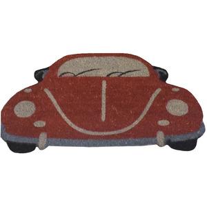 Capacho Carro Vermelho 0,40x0,60m