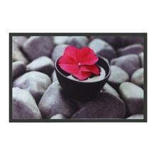 Capacho Pedra e Flor Inspire 50x80cm Inspire