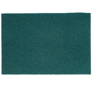 Capacho Retangular PVC 58x40cm Verde escuro 3M