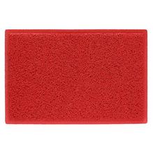 Capacho Standard Vermelho 0,40x0,60m