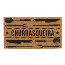 Capacho Super Print Churrasqueira 40x75cm
