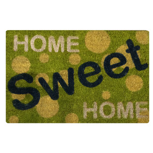Capacho Sweet Home Verde 0,40x0,60m