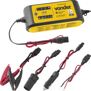 Carregador Bateria Inteligente Cib160 127V (110V) Vonder