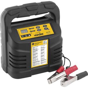Carregador Bateria Inteligente Cib200 127V (110V) Vonder